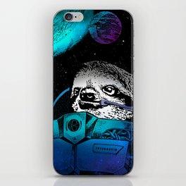 Astronaut Sloth 2 iPhone Skin