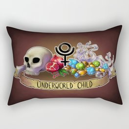 Underworld Child Rectangular Pillow