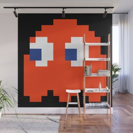 8-Bits & Pieces - Blinky Wall Mural