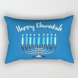 Happy Chanukah Rectangular Pillow