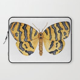 Beautiful Tiger Moth Laptop Sleeve