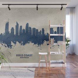 Gold Coast Australia Skyline Wall Mural