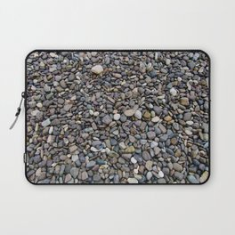 What Stories You Could Tell... Rocks of Jasper Beach Laptop Sleeve
