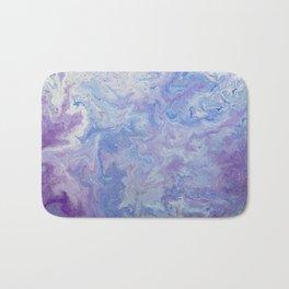 Purple Galaxy (Pastel) Bath Mat