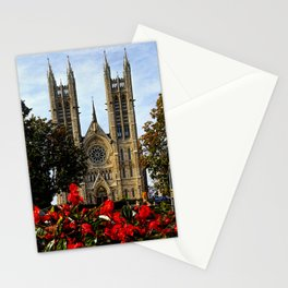 Basilica of Our Lady Immaculate Stationery Cards
