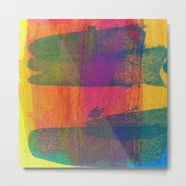 Abstract No. 387 Metal Print