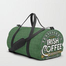 Tennessee's Irish Coffee Label (The Love Bug) Duffle Bag