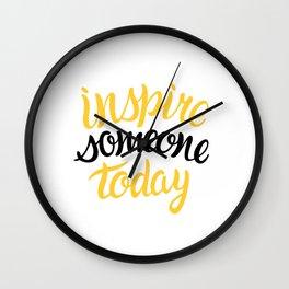 inspire 061 Wall Clock