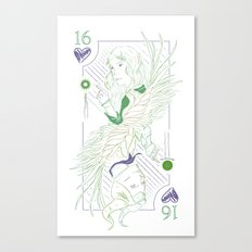 Sweet 16 Canvas Print