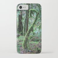 dr seuss iPhone & iPod Cases featuring Dr. Seuss Tree by shamik