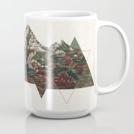 This mountain light Coffee Mug