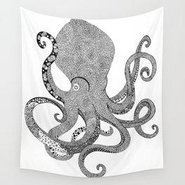 StudioJulia Octopus Wall Tapestry