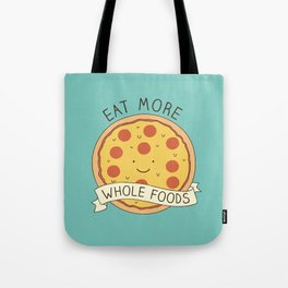 Whole foods! Tote Bag