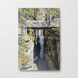 Third Bridge Metal Print