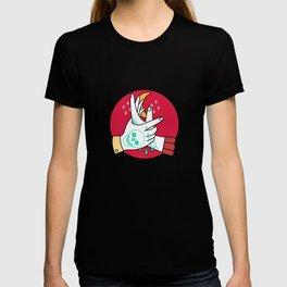 Wristlock - Brazilian Jiu Jitsu BJJ Gift T-shirt