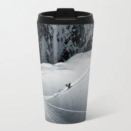 White Gold Travel Mug