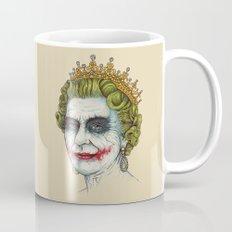 God Save the Villain! Mug