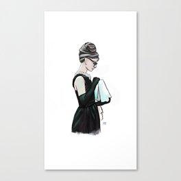Holly Golightly (1961) Canvas Print