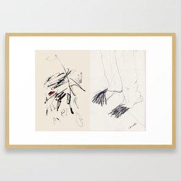Fashion Objects: A Diptcyh Framed Art Print