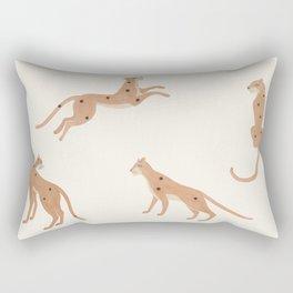 Cheetah Spot Rectangular Pillow