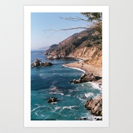 Big Sur, CA Art Print