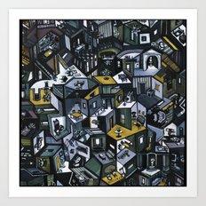 Toto Modo! Art Print