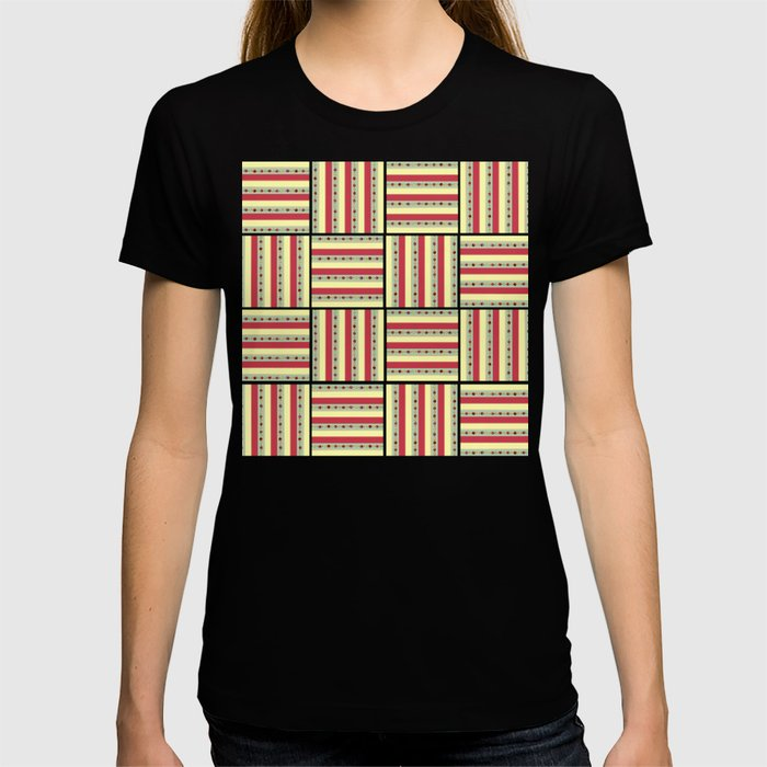 A Rosy Outlook T-shirt