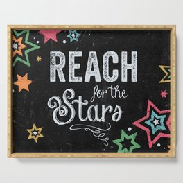 Reach For the Stars Serving Tray