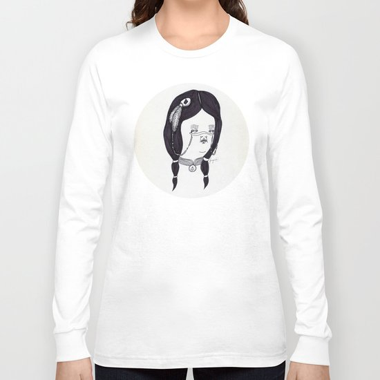 Apache Wife Long Sleeve T-shirt