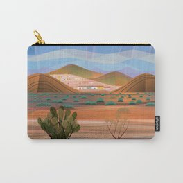 Copper Town Carry-All Pouch