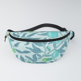"William Morris ""Fruit or Pomegranate"" 3. Fanny Pack"