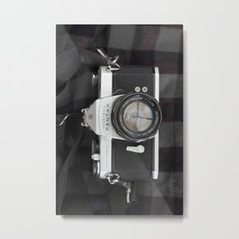 HONEYWELL PENTAX Metal Print