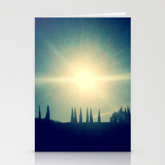 Sun! Stationery Cards