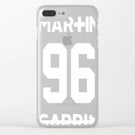 martin garrix Clear iPhone Case