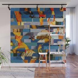 Shiver Me Ikea Timbers (Provenance Series) Wall Mural
