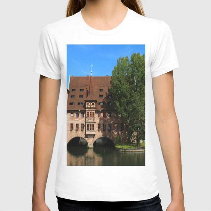 Old Architecture  Nuremberg T-shirt