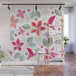 Nature unfolded Wall Mural
