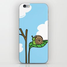 Sweet Snail iPhone & iPod Skin