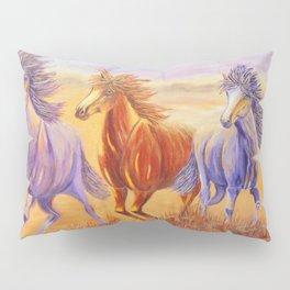 Free Spirits | Esprits Libres Pillow Sham