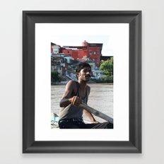 Varanasi Framed Art Print