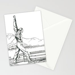 FreddieMercury Stationery Cards