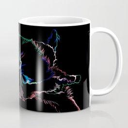 Fluffy Cat Coffee Mug