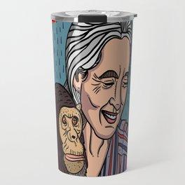 Jane Goodall Travel Mug