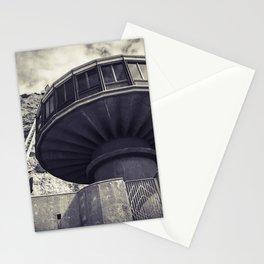 Mushroom House La Jolla California Stationery Cards