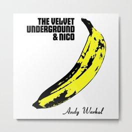 Velvet Underground Metal Print