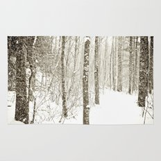 Wintry Mix Rug