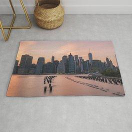 Sunset New York City Rug