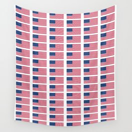 american flag 2-Usa,america,us,stars and strips, patriotic,patriot,united states,american,spangled Wall Tapestry