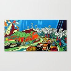 Sugarloaf Canvas Print