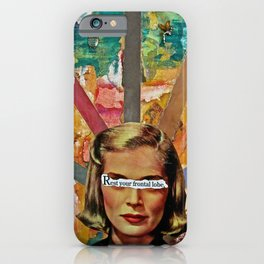 Sentience iPhone Case